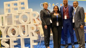 Curaçao present at the Caribbean Travel Marketplace 2020