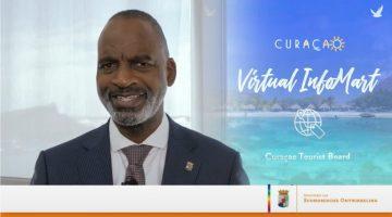 CTB a interaktuá ku potensial bishitantenan na Sürnam durante un Virtual InfoMart