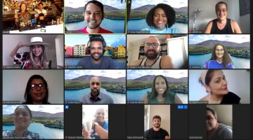 CTB Hosts Virtual Press Trips
