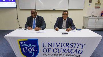CTB i UoC ta firma Memorandum of Understanding