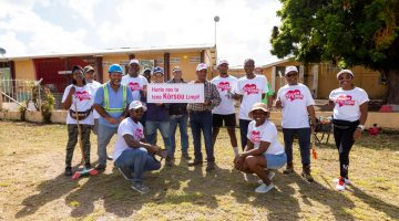 The Curaçao Tourist Board also Joining World Cleanup Day